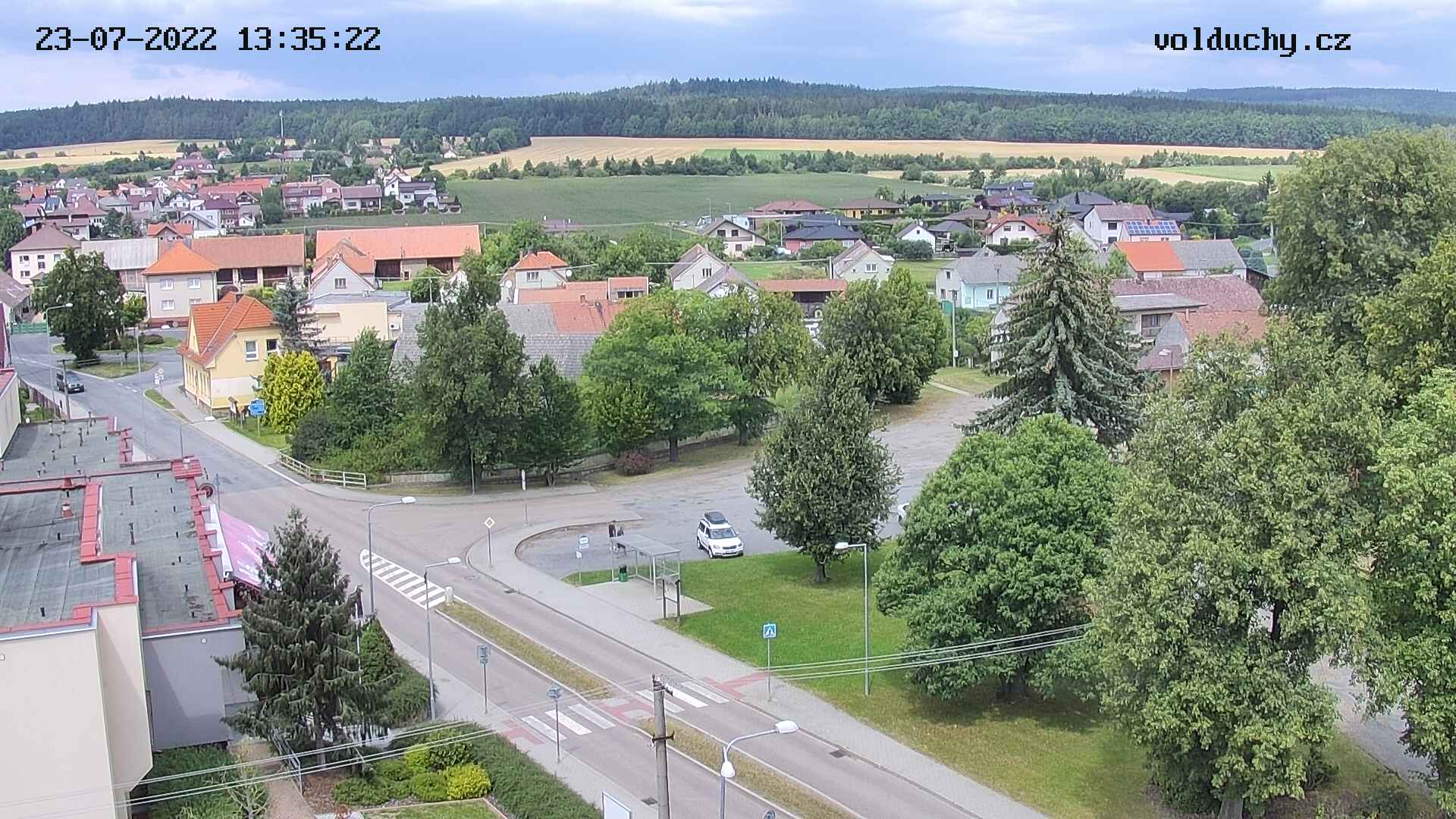 Webcam Volduchy